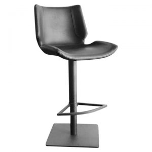 Diego PU Leather Gas Lift Counter / Bar Stool