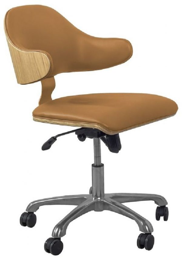 Jual Universal Oak Swivel Office Chair PC210