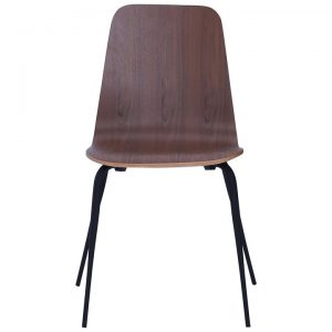 Meiko Dining Chair, Walnut