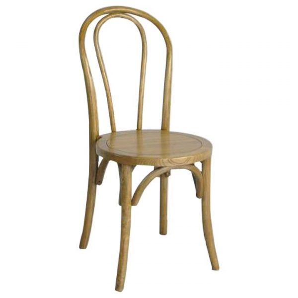 Olney Ash Timber Dining Chair, Oak