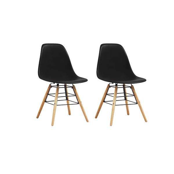 2 Pcs Dining Chairs