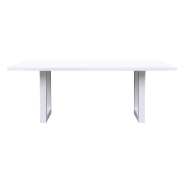 Leeton Timber Rectangular Dining Table