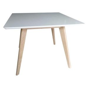Maine 100Cm Square Dining Table