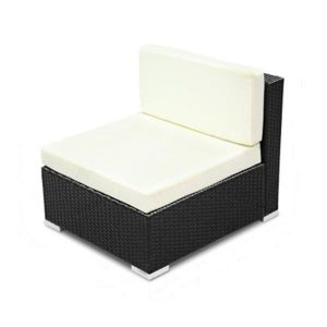 Outdoor Furniture Sofa Set Wicker Rattan Garden Lounge