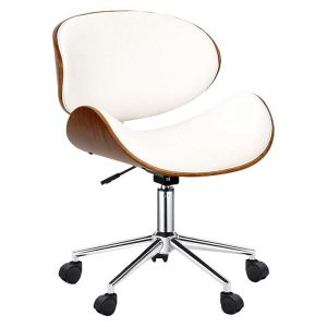 Selby Office Chair, White