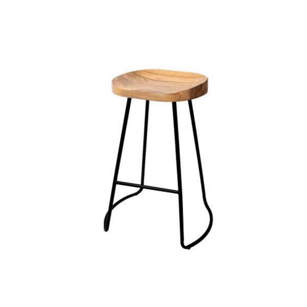 4 Pcs Vintage Tractor Bar Stools Retro Industrial Chairs