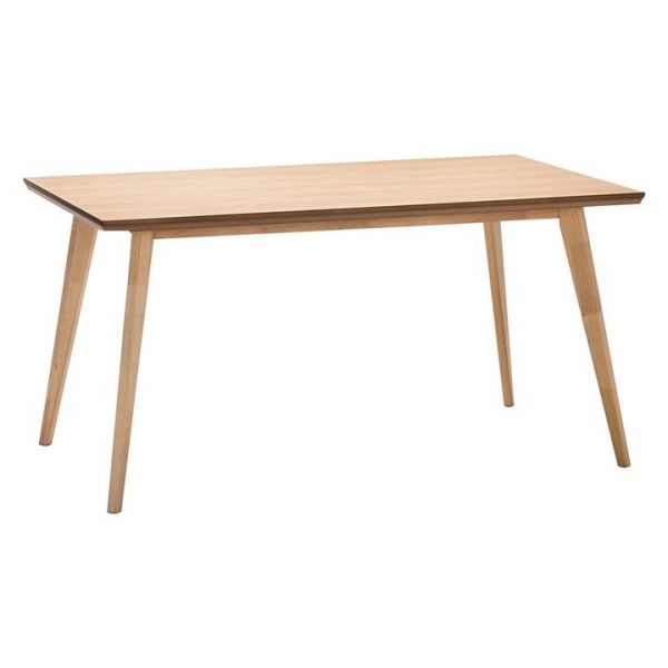 Bruno Wood Dining Table