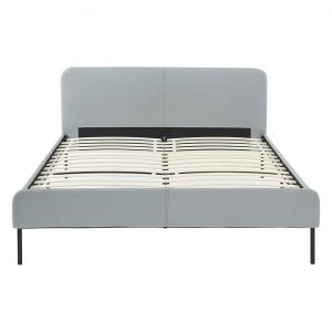 Kuka Bed Frame with Curved Headboard