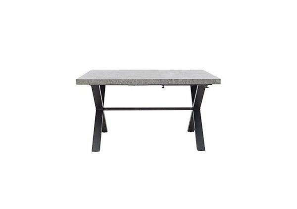 Moon Small Dining Table - Grey