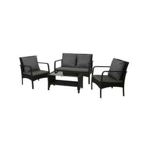 Outdoor Furniture Lounge Table Chairs Garden Patio Sofa Set