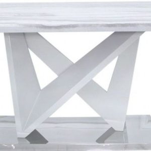 Paradis Marble Effect Dining Table