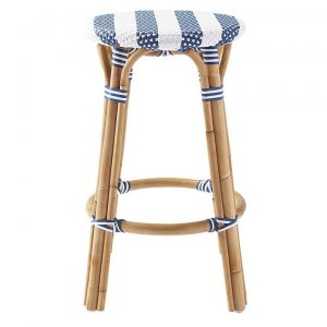 Sorrento Rattan Backless Bar Stool