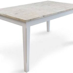 Baumhaus Signature Grey Dining Table - Extending