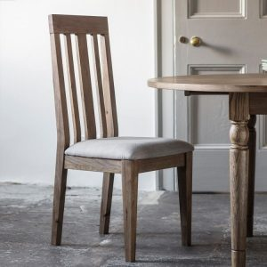 Gallery Cookham Oak Dining Chair (Pair)